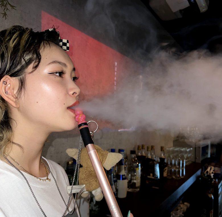 シーシャ 吸い方