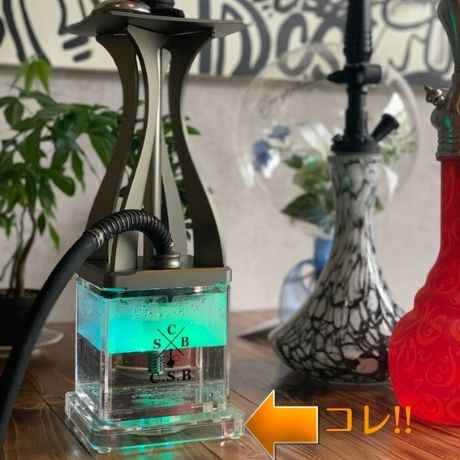 シーシャバックス・水タバコ通販サイト LEDライトスタンド