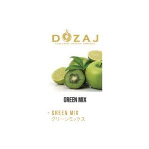 シーシャ・水タバコ通販サイト DOZAJ(ドザジ) GREEN MIX(グリンミックス)