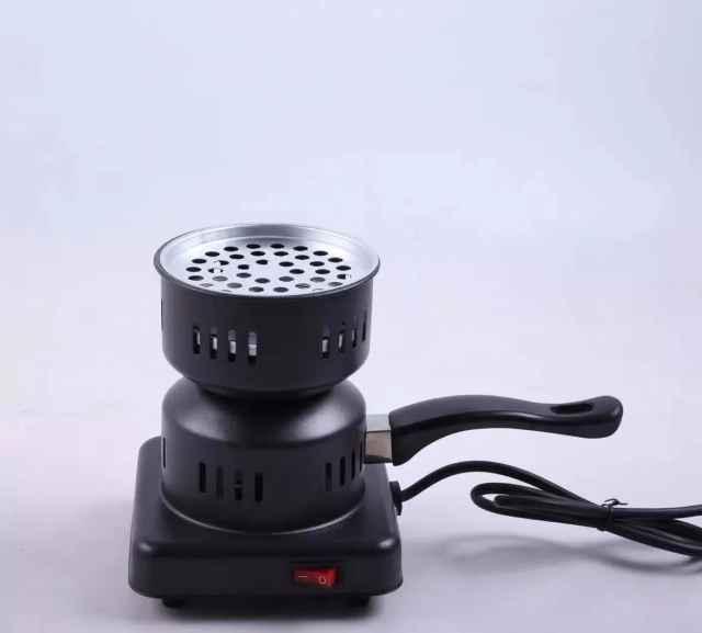 シーシャ・水タバコ用 自宅 電気コンロ チャコールバーナー 炭焼き