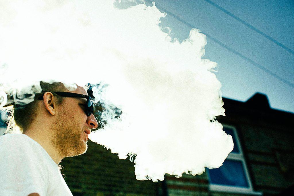 シーシャ 煙